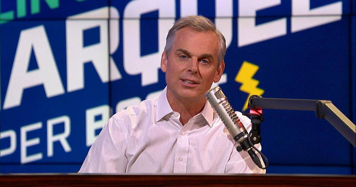 Colin Cowherd unveils his Week 3 College Football picks in the Marquee 3