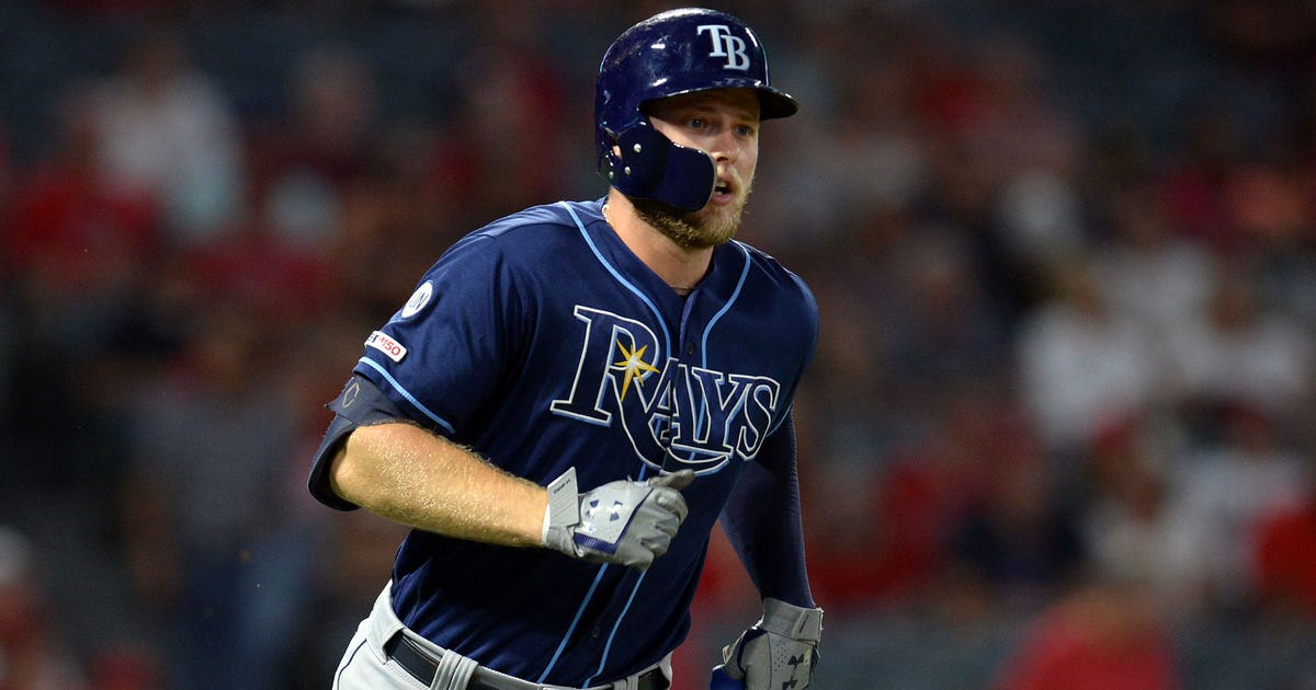 Tampa Bay Rays 11, Los Angeles Angels 4