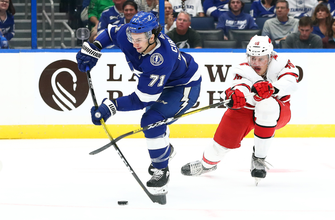 NHL Preseason: Lightning blanked by Hurricanes 3-0