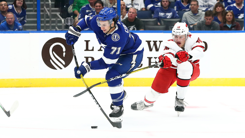 NHL Preseason: Lightning blanked by Hurricanes 3-0