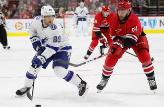 NHL Preseason: Lightning shut out by Hurricanes for 2nd straight night
