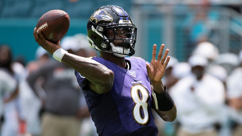 Should Chiefs be worried about Lamar Jackson's arm? Wiley and Whitlock discuss