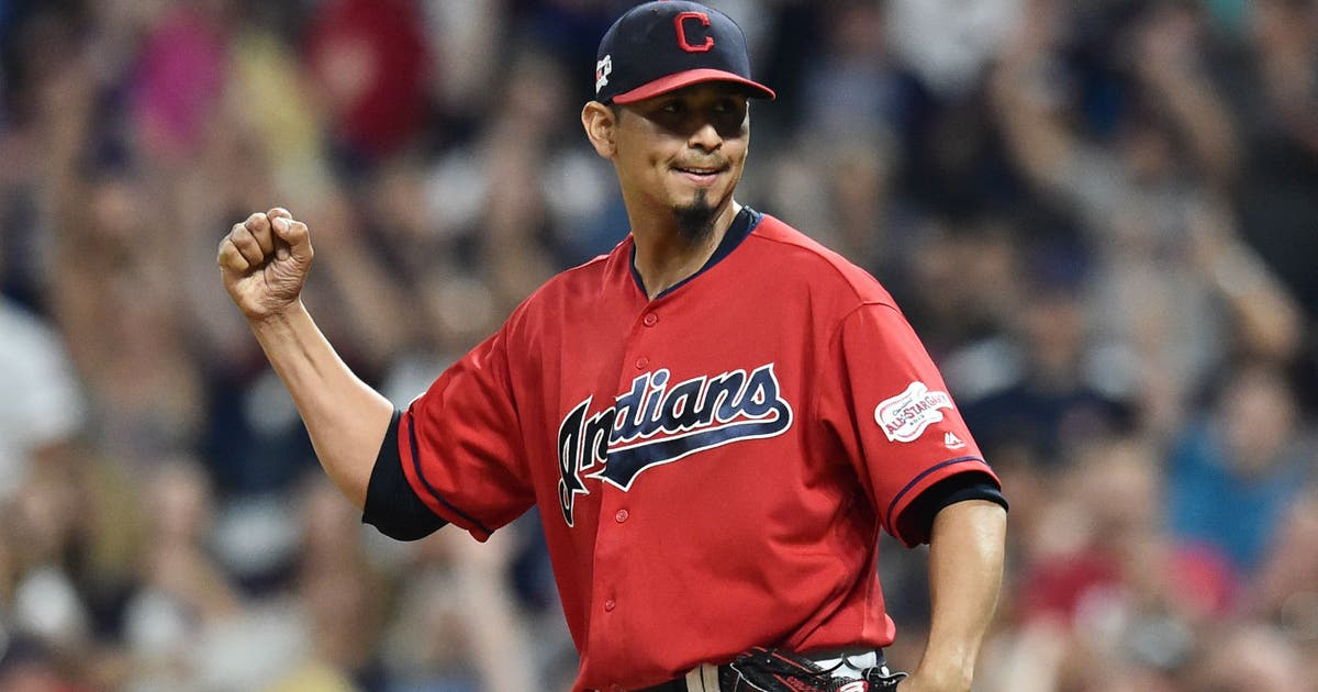 Indians beat Phillies 5-2, remain 2nd in AL wild card | FOX Sports
