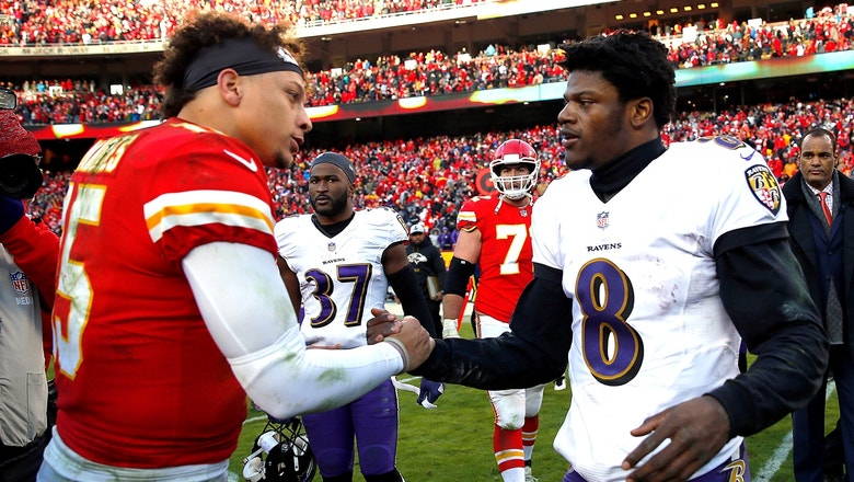 Whitlock and Wiley make bold predictions for Week 3's Ravens vs Chiefs matchup