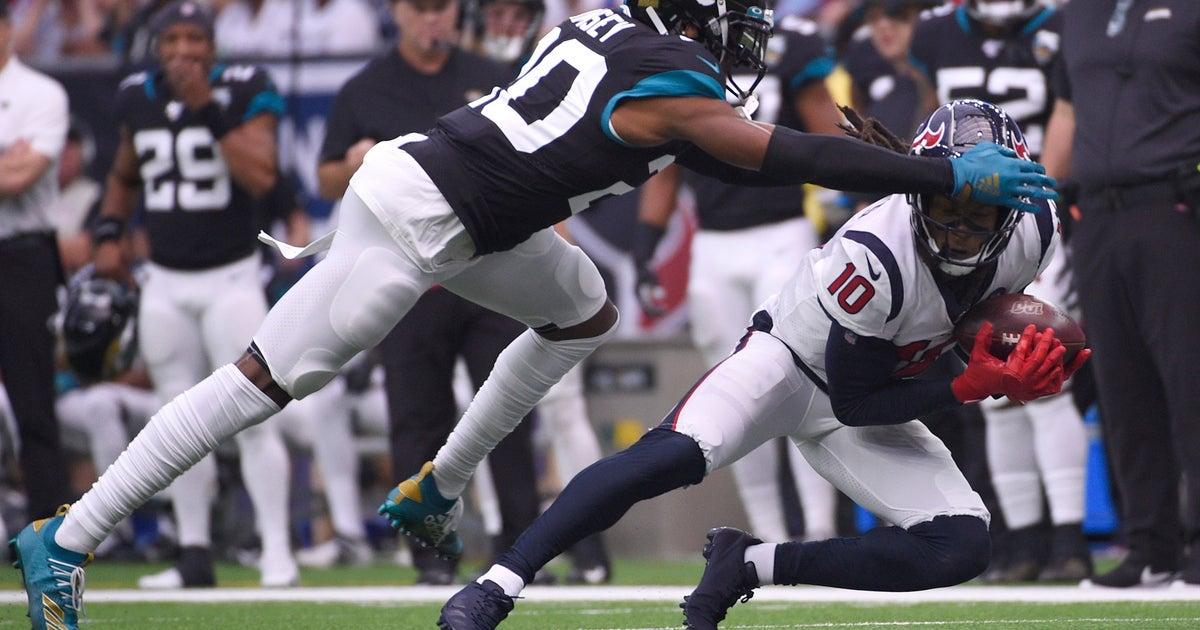 Through 2 games, Texans receivers are a strength of the team