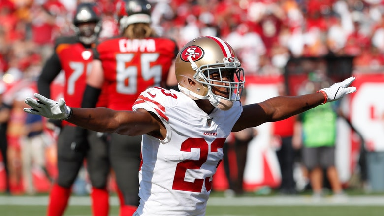 Ahkello Witherspoon making major strides in 49ers' secondary
