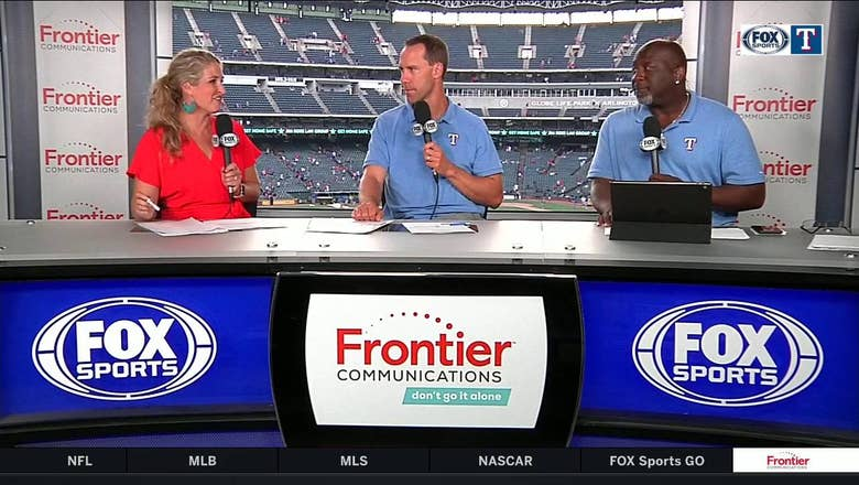 Texas falls to Oakland in Series Finale | Rangers Live