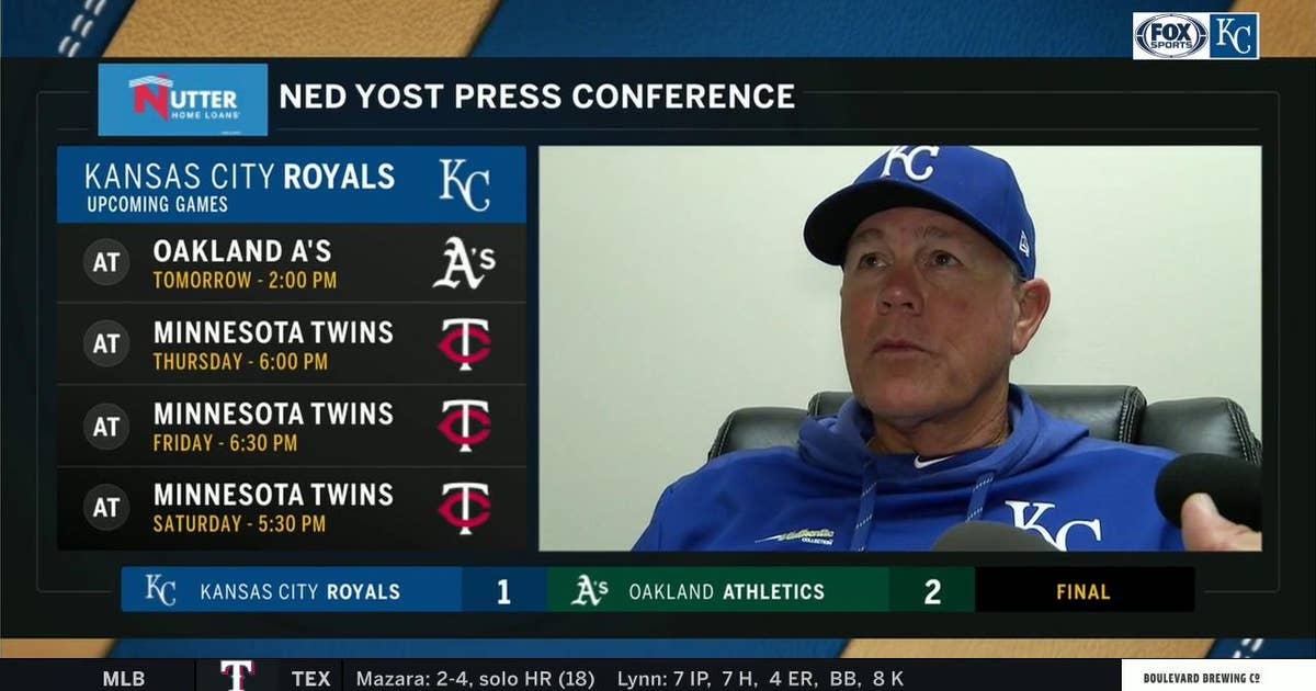 Yost on Jorge López: 'He's pitching with conviction'