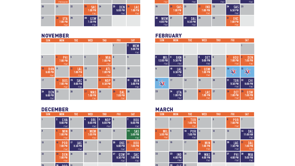 It's just a graphic of Lakers Schedule Printable throughout calendar