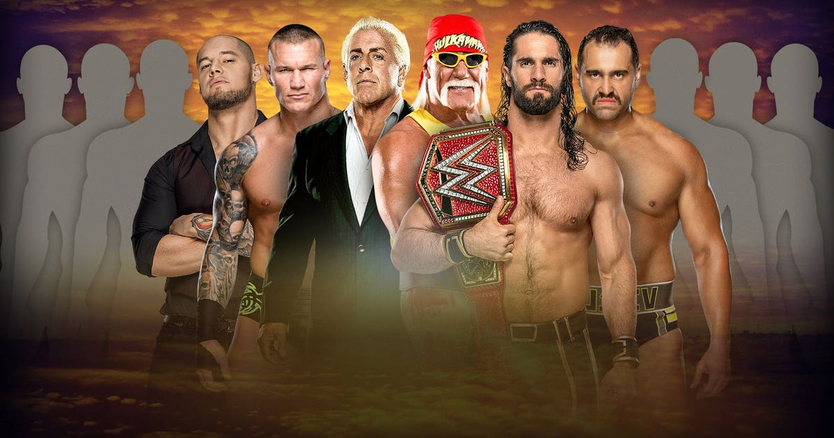 Team Hogan vs. Team Flair (5-on-5 Tag Team Match)   FOX Sports