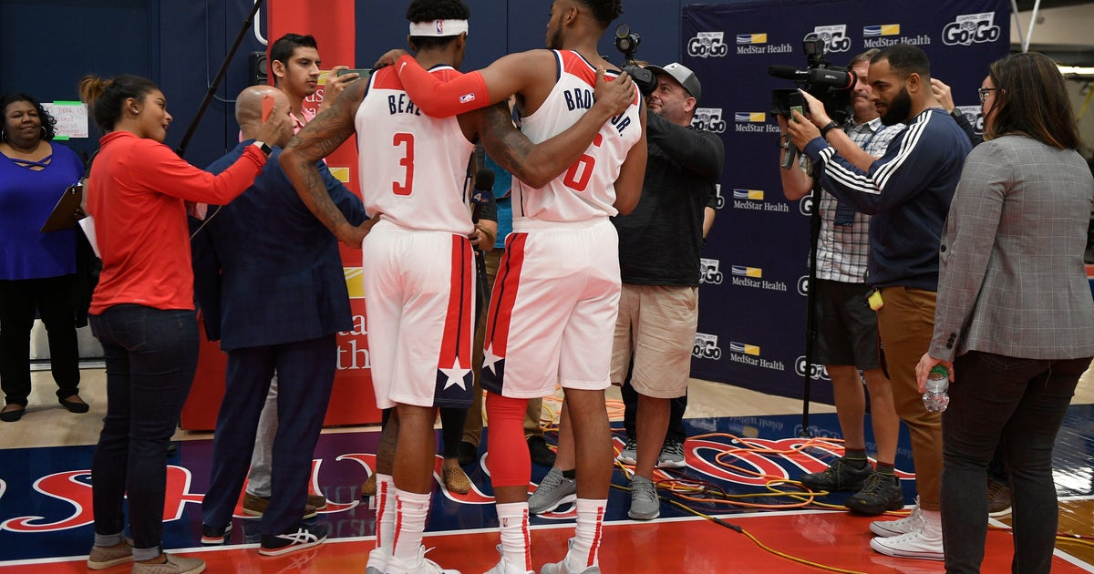 Without Wall, Beal insists most pressure comes from within   FOX Sports