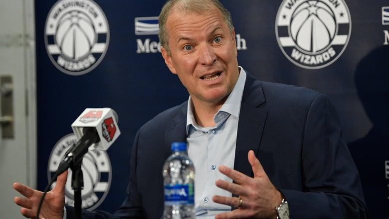 New Wizards GM Sheppard eyes 'development,' not win total