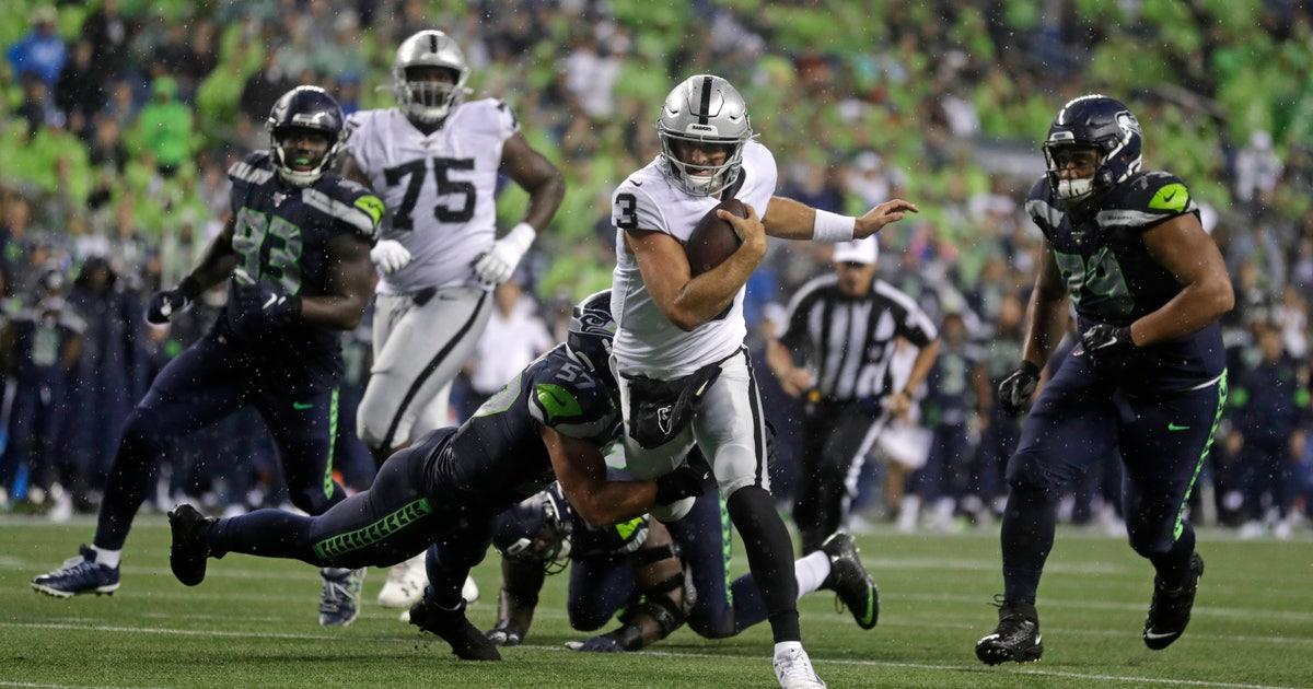 Raiders place QB Nathan Peterman, CB Isaiah Johnson on IR | FOX Sports