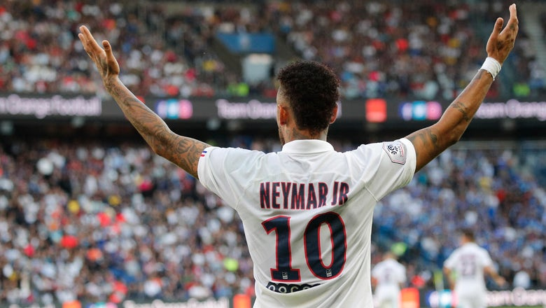 Neymar's Champions League ban cut to 2 games