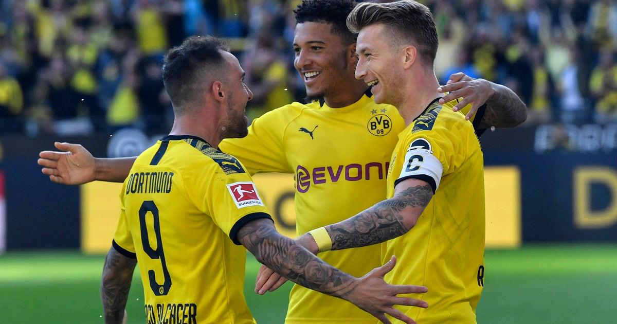 Dortmund Vs Leverkusen