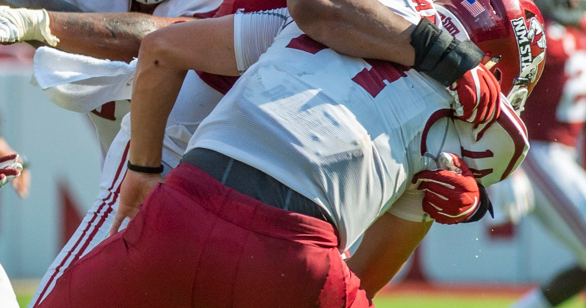Saban: DE LaBryan Ray out at least 1 game with foot injury | FOX Sports