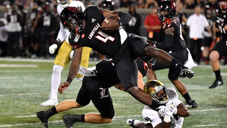 Louisville aims to rebound against rested Eastern Kentucky