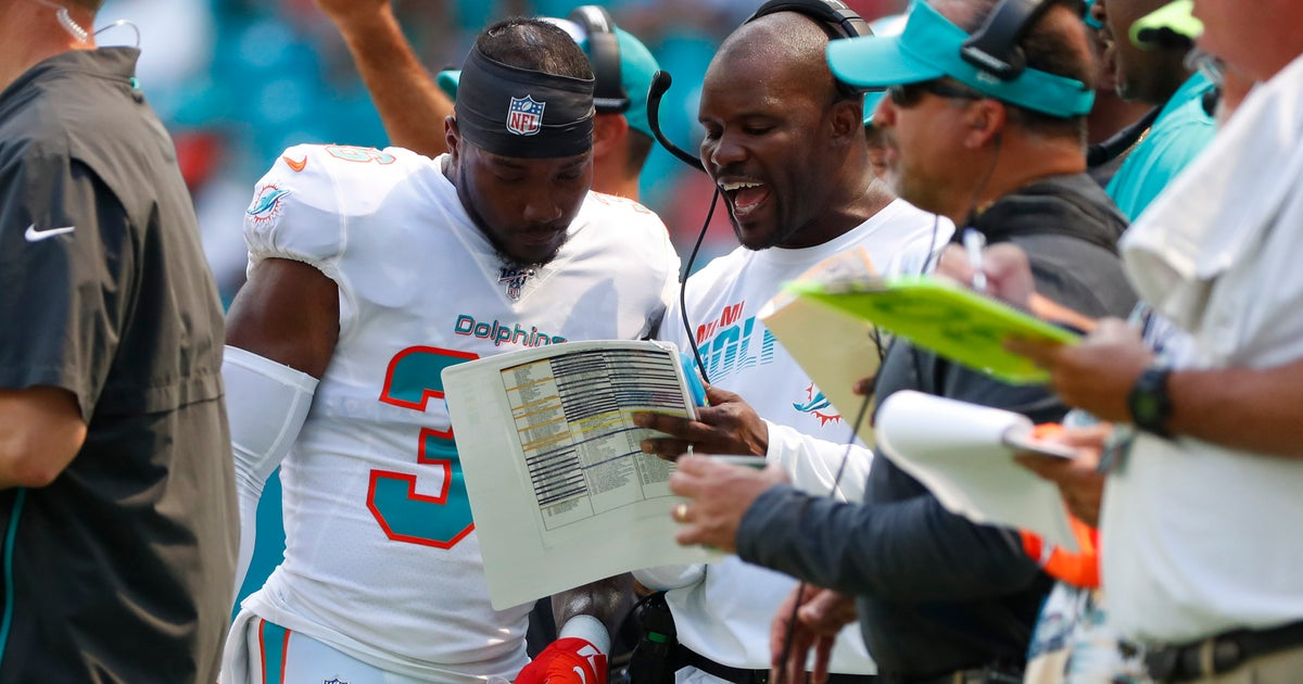 Winless Dolphins coach wants his team to remain positive | FOX Sports