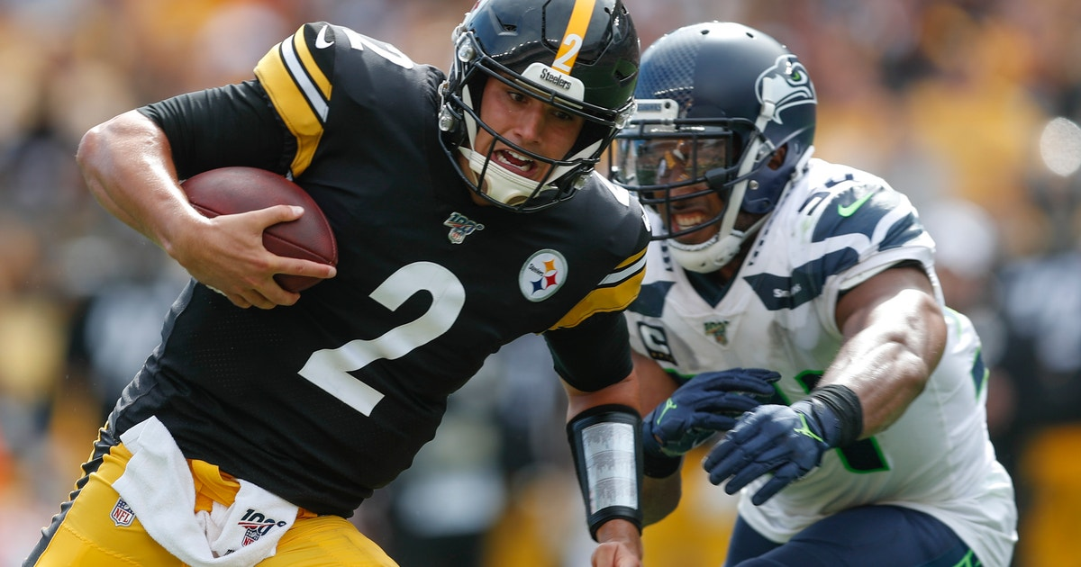 Post-Roethlisberger life begins for Steelers, Rudolph | FOX Sports
