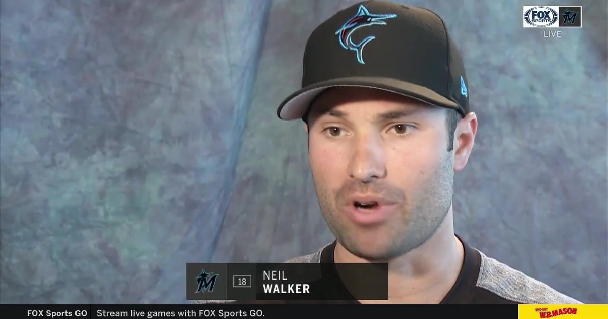 Neil Walker on Roberto Clemente: I literally owe him my life