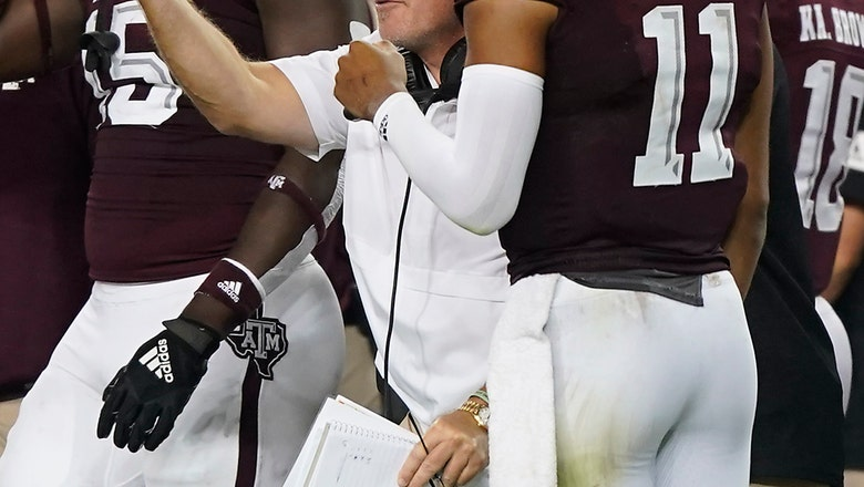 No. 23 Texas A&M, Arkansas very different with same record