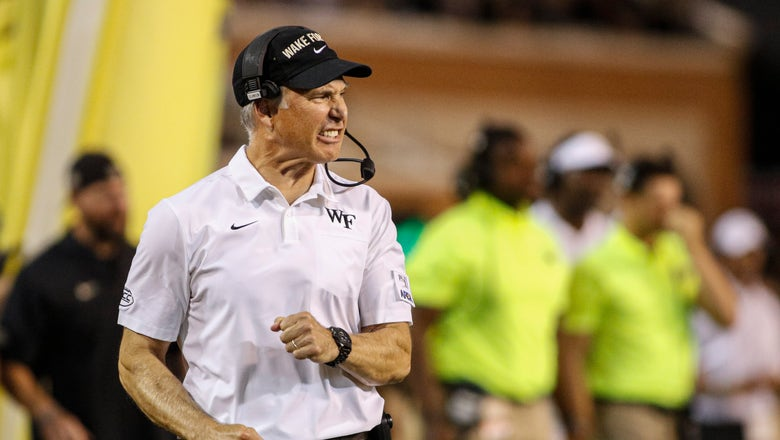 Wake Forest looks to improve defense against Rice
