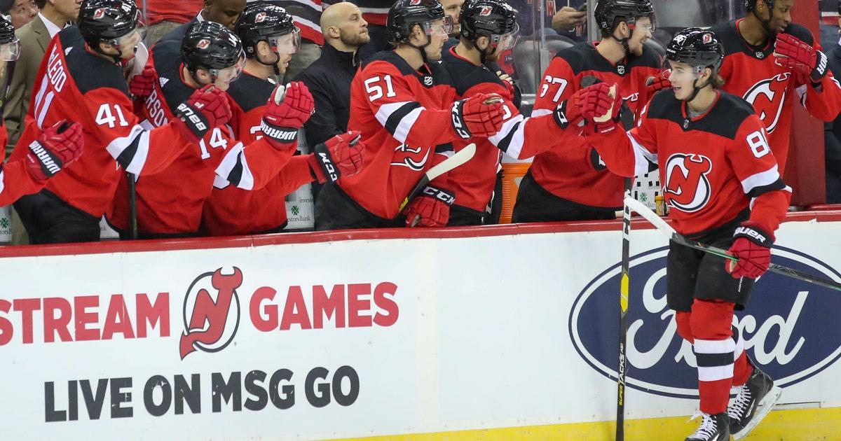 new concept 2726f 89ac8 New Jersey Devils | Bleacher Report | Latest News, Scores ...