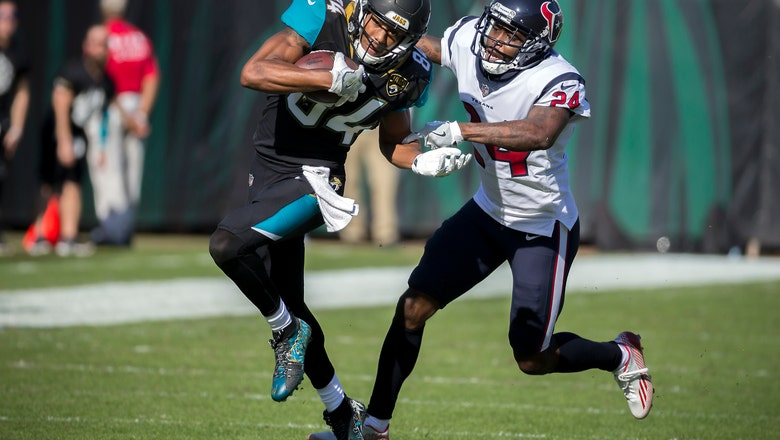 Fighting cancer a priority for Bouye and Joseph