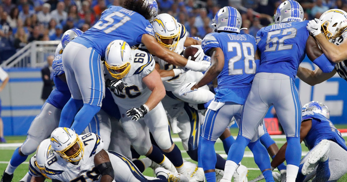 Chargers have no one to blame but themselves after loss | FOX Sports