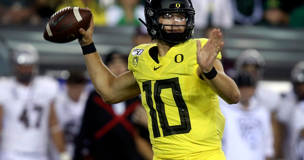 Stanford looks to bounce back vs. No. 16 Oregon | FOX Sports