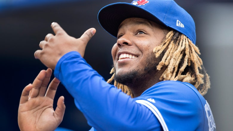 Rising sons give rebuilding Blue Jays reason for optimism
