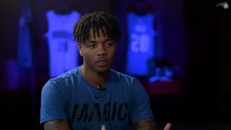 One-on-one with Orlando Magic guard Markelle Fultz