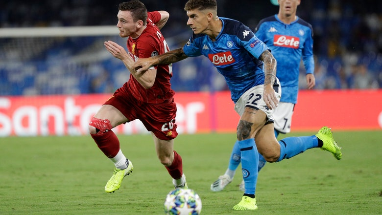 With new options, Napoli prepared to shed runner-up status