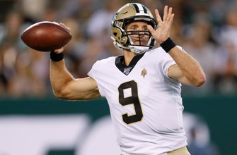Saints' long-awaited shot at redemption starts vs. Texans