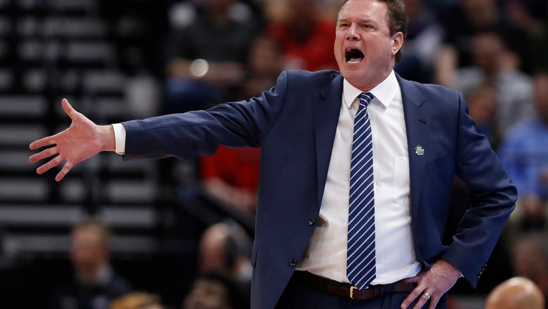 KU receives notice of allegations from NCAA in men's hoops