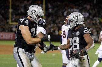 Raiders' Miller revels in shutout against Chubb, Broncos