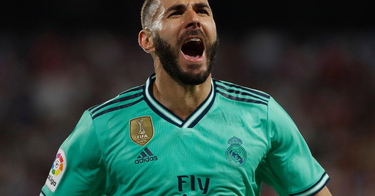 Madrid rebounds from PSG loss by winning at Sevilla | FOX Sports