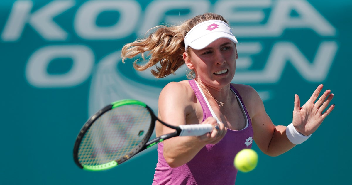 Pavlyuchenkova eases into 2nd round at Pan Pacific Open | FOX Sports
