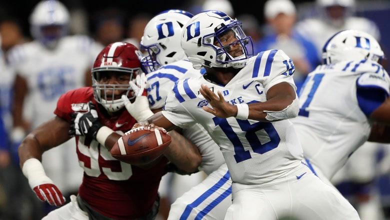 Duke brushes off Bama loss, prepares for NC A&T