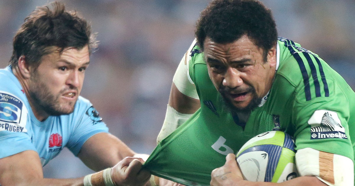 Tonga's Manu beats cancer and chemotherapy to play at RWC | FOX Sports