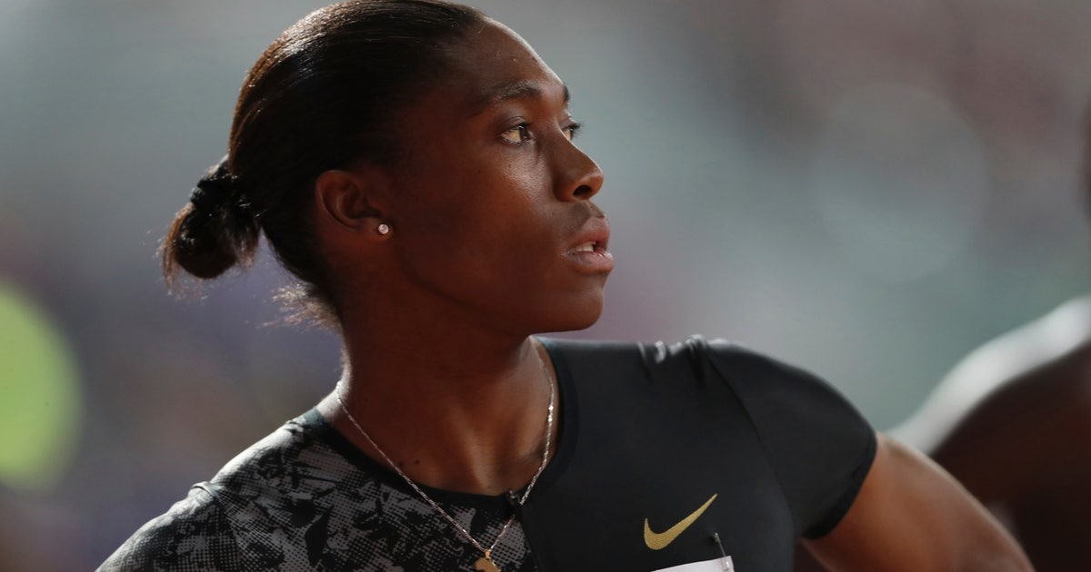 Defending champion Caster Semenya sidelined at worlds | FOX Sports