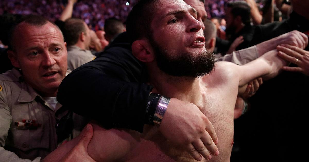 Revitalized Khabib returns to face Dustin Poirier at UFC 242