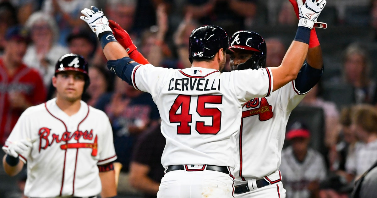 Max Fried sharp as Braves roll past Giants, 8-1 | FOX Sports
