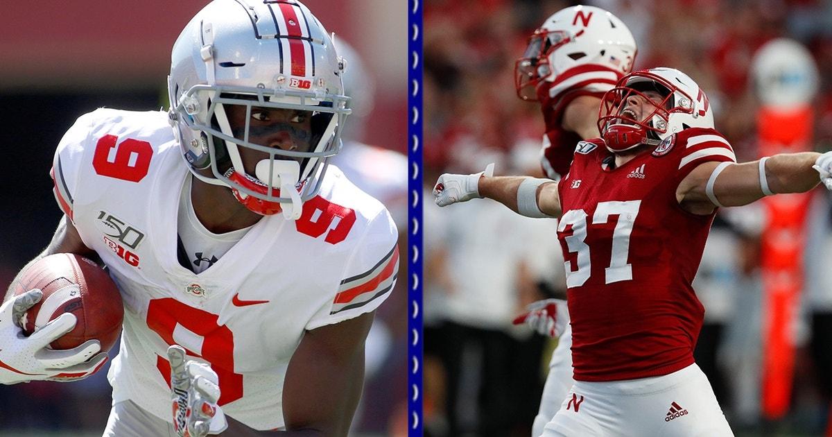 Ohio State & Nebraska roll, several teams put on upset alert in Best of Big Ten Week 3