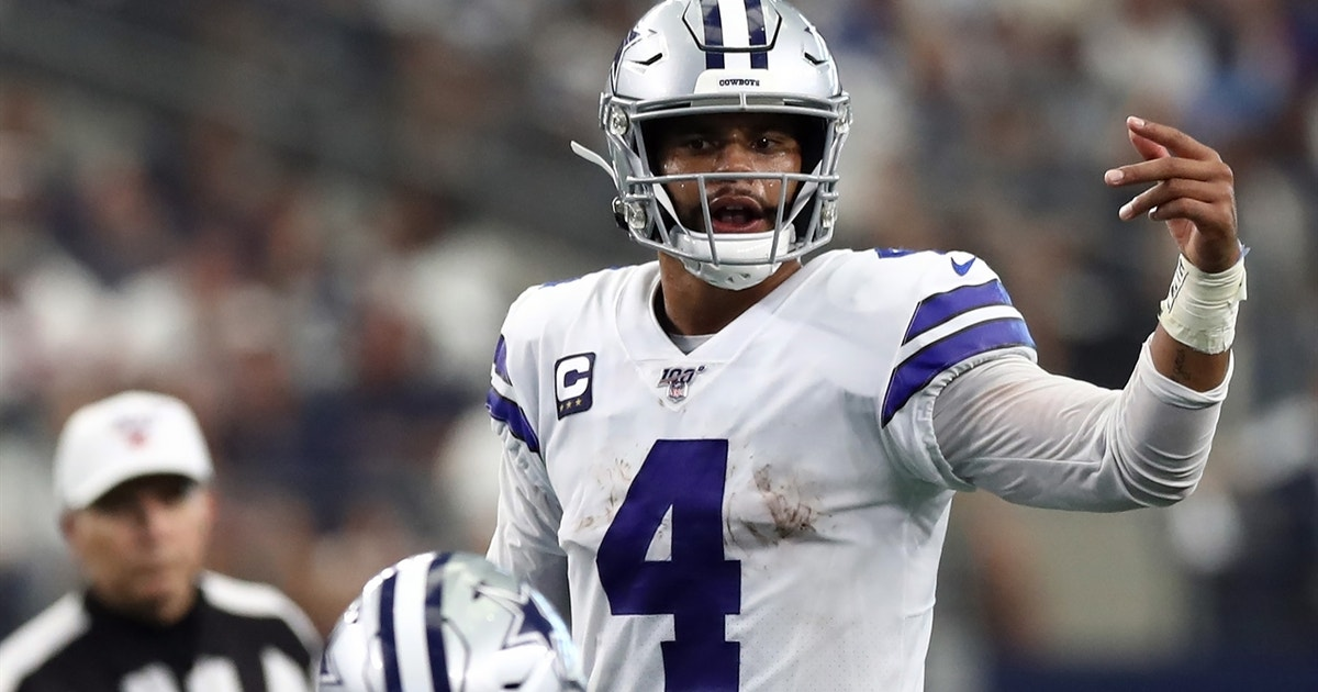 Jeff Fisher on Dak and Cowboys: 'He's their future, they're not going to let him get away'