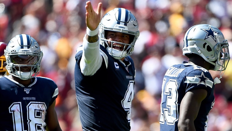 Colin Cowherd: Dak Prescott doesn't get his due respect because he doesn't have a 'defining trait'