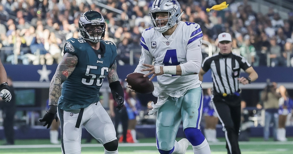 Skip Bayless: 'The Cowboys are just better than the Eagles'