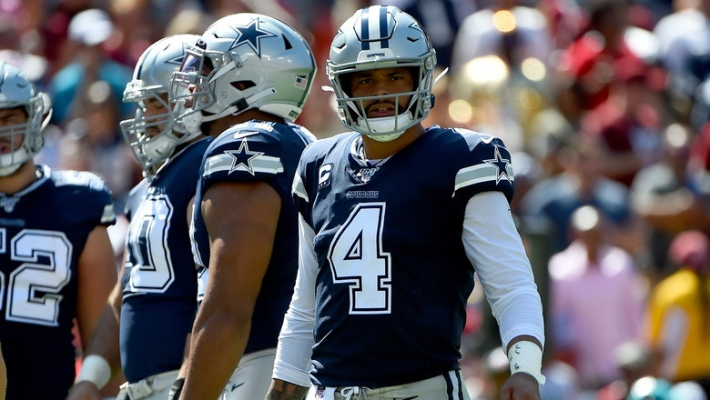 Skip Bayless makes case for Dak Prescott taking a pay cut because Cowboys are 'America's Team'
