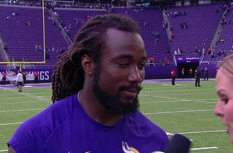 Dalvin Cook on playing against HS teammate Devonta Freeman: 'He's a big brother for me'