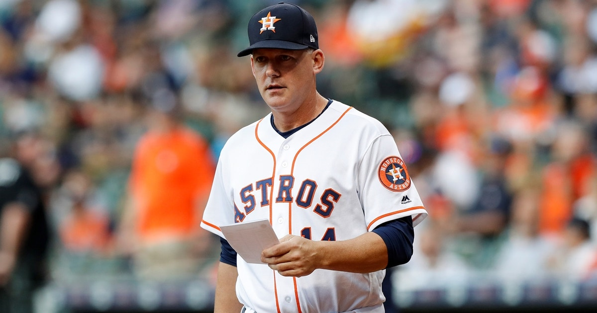 MLB Whip Crew discusses the Houston Astros injury issues